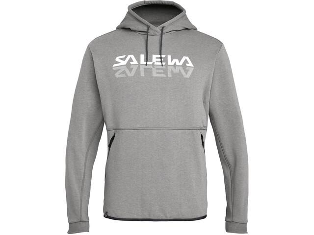 SALEWA Reflection 2 Dry Sudadera Hombre, gris
